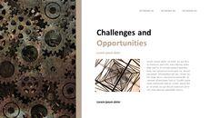 철강 산업에 대해 비즈니스 전략 파워포인트_07