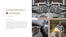 철강 산업에 대해 비즈니스 전략 파워포인트_22
