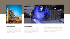 철강 산업에 대해 비즈니스 전략 파워포인트_23