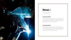 철강 산업에 대해 비즈니스 전략 파워포인트_26