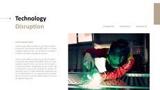 철강 산업에 대해 비즈니스 전략 파워포인트_27