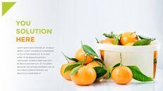 신선한 과일 프리젠테이션 피피티_19