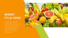 신선한 과일 프리젠테이션 피피티_23