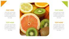 신선한 과일 프리젠테이션 피피티_24