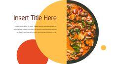 인도 요리 카레 (커리) 파워포인트 디자인_03
