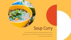 인도 요리 카레 (커리) 파워포인트 디자인_20