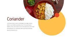 인도 요리 카레 (커리) 파워포인트 디자인_25