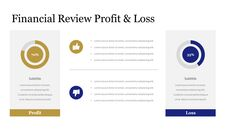 Financial Review with Chart Single Deck_04