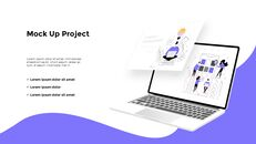 플랫 일러스트 피치덱 디자인 간단한 디자인 템플릿_06