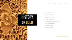 금에 대한 사실 (골드바, 금시세) PPT 프레젠테이션_16