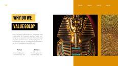 금에 대한 사실 (골드바, 금시세) PPT 프레젠테이션_20