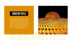금에 대한 사실 (골드바, 금시세) PPT 프레젠테이션_22