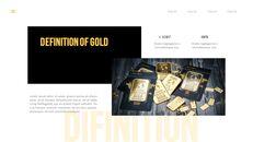금에 대한 사실 (골드바, 금시세) PPT 프레젠테이션_23