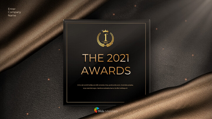 The 2021 Awards PowerPoint Table of Contents_01
