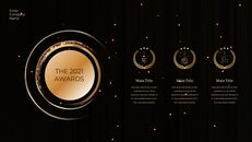 The 2021 Awards PowerPoint Table of Contents_28