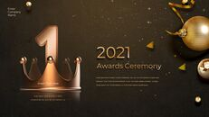 The 2021 Awards PowerPoint Table of Contents_29