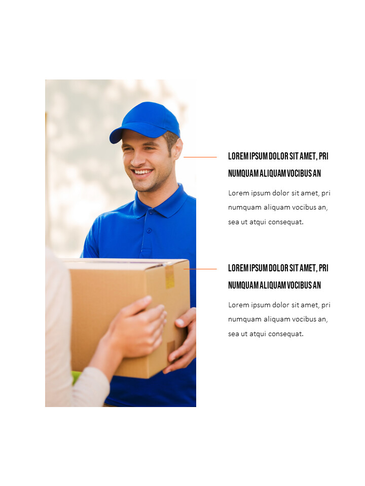 Express Delivery Company Interactive PPT_02