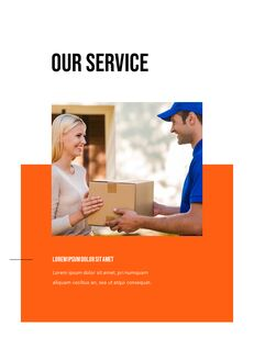 Express Delivery Company Interactive PPT_04