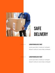 Express Delivery Company Interactive PPT_07