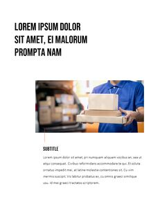 Express Delivery Company Interactive PPT_08