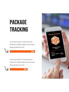 Express Delivery Company Interactive PPT_11