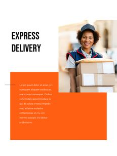 Express Delivery Company Interactive PPT_12
