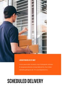 Express Delivery Company Interactive PPT_23