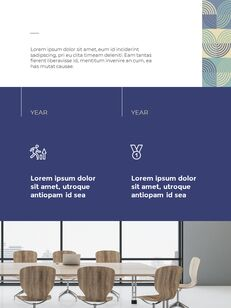 Start New Business Vertical Layout Template company profile template design_05