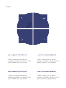 Start New Business Vertical Layout Template company profile template design_21