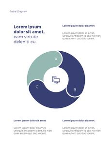 Start New Business Vertical Layout Template company profile template design_27