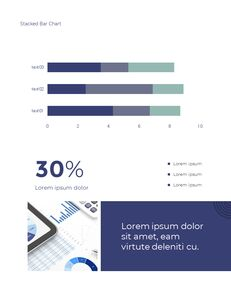 Start New Business Vertical Layout Template company profile template design_28