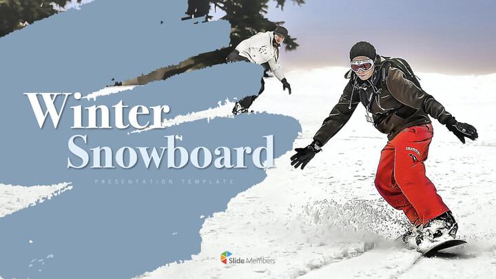 Winter Snowboard Keynote for PC_01