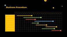 전자 패턴 피치덱 디자인 애니메이션 파워포인트 템플릿 파워포인트 애니메이션_12