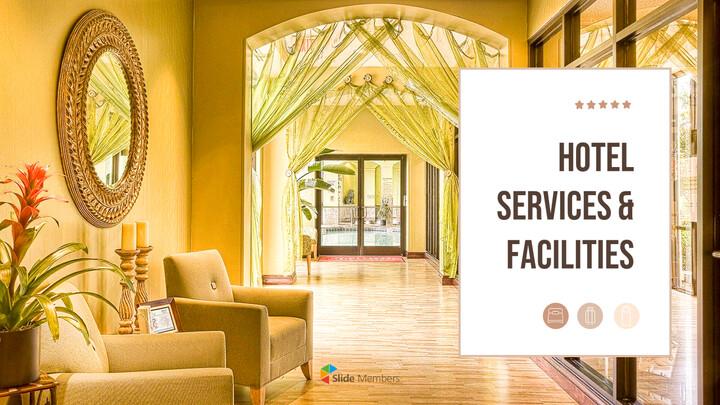 호텔 서비스 및 시설 제안 파워포인트 예제_01