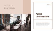 호텔 서비스 및 시설 제안 파워포인트 예제_05