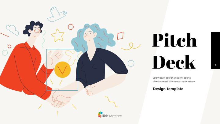 Presentazione del modello di presentazione del piano aziendale Diapositive animate in PowerPoint_01