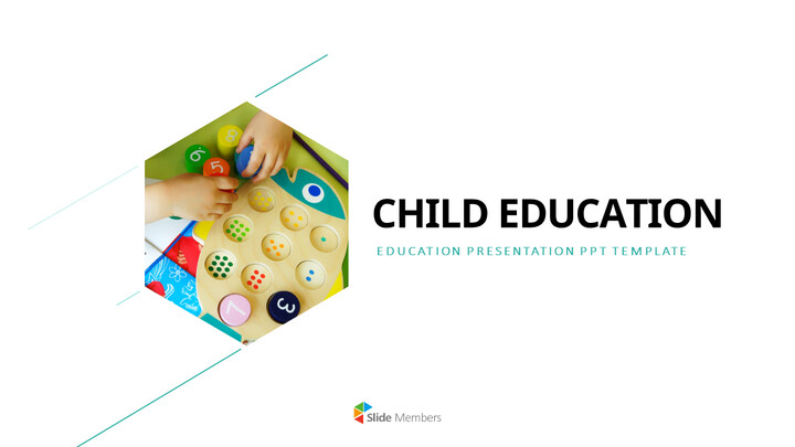 아동 교육 PPT 파워포인트_01