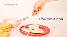 발렌타인 데이는 사랑을위한 것입니다 프리미엄 파워포인트 템플릿_37