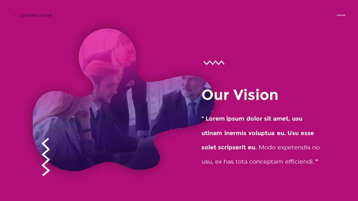 Design animato del mazzo PowerPoint del progetto 2021_02