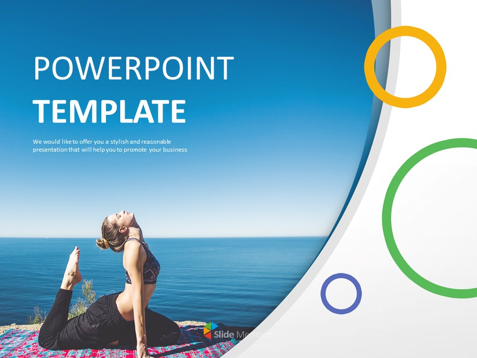Yoga Free Ppt Template
