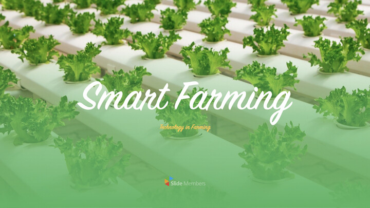 Smart Faming keynote theme_01