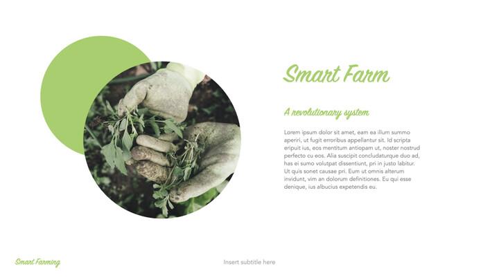 Smart Faming keynote theme_02