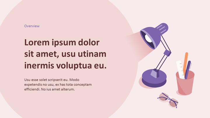 Plantillas de animación de mazos de educación en línea en casa_02