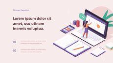 Plantillas de animación de mazos de educación en línea en casa_10