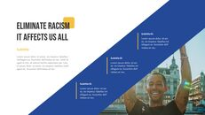 인종 차별 반대의 날 베스트 파워포인트 템플릿_05