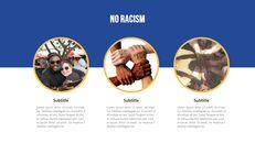 인종 차별 반대의 날 베스트 파워포인트 템플릿_07