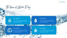 세계 물의 날 파워포인트 디자인_10