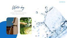 세계 물의 날 파워포인트 디자인_11