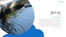 세계 물의 날 파워포인트 디자인_12