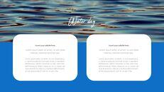 세계 물의 날 파워포인트 디자인_16